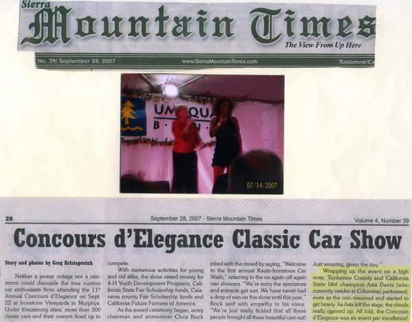 Mountain Times